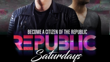 Sexy Saturdays @ Republic Lounge 05.18